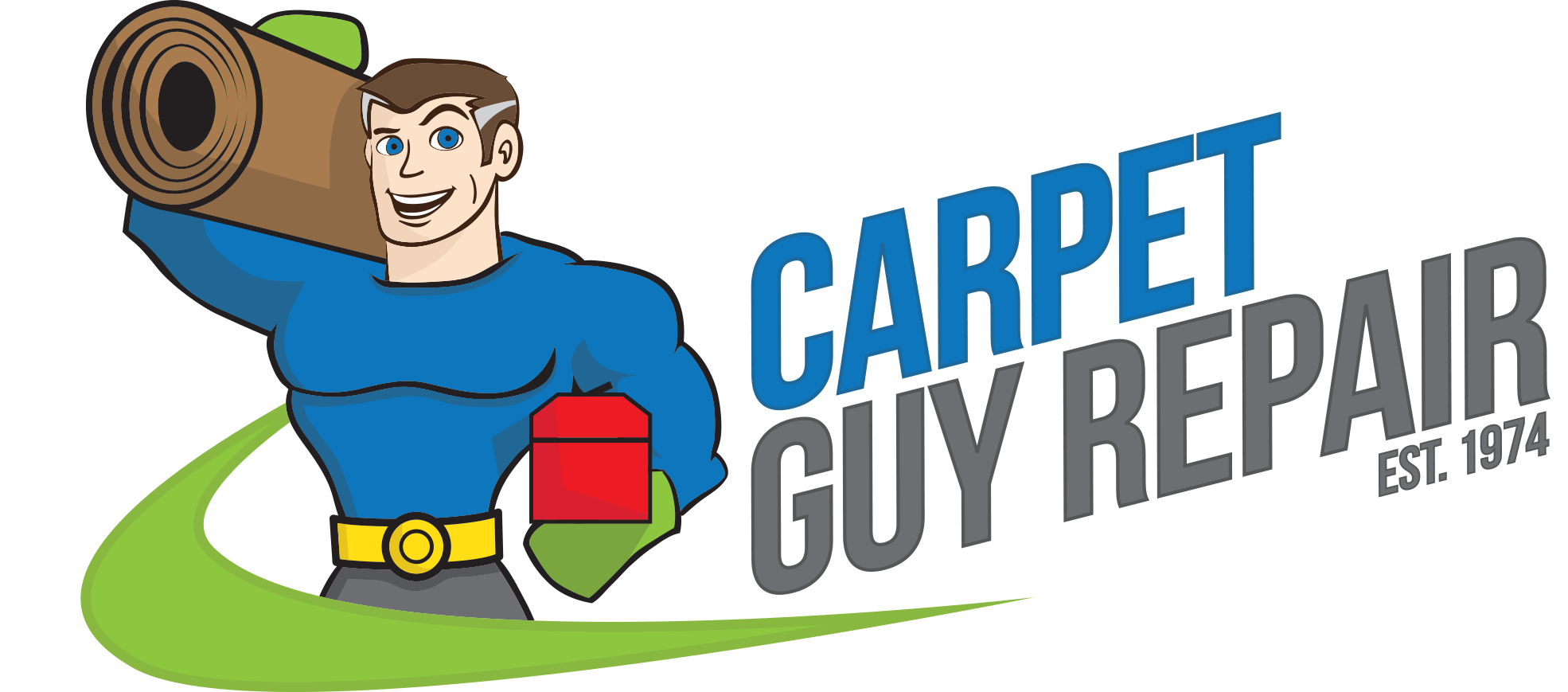 Expert service in carpet repair, maintenance and installation